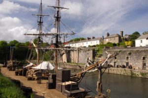 charlestown harbour