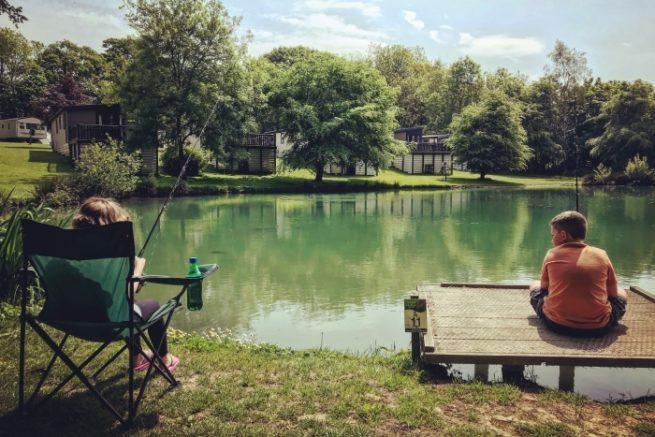 hengar manor fishing holidays