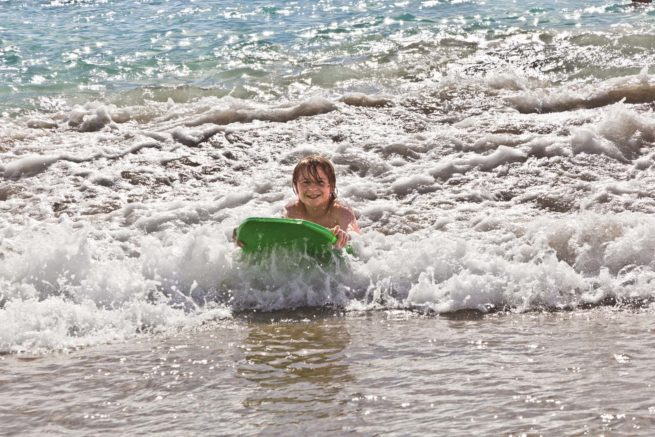 kids bodyboard